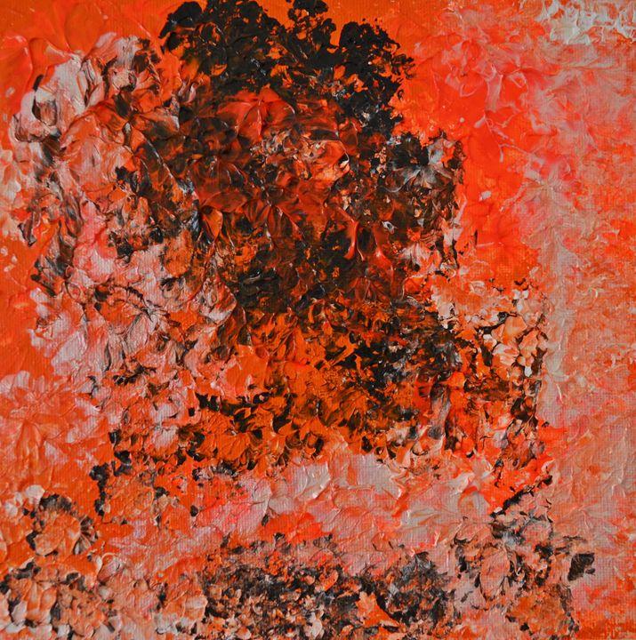Orange - Monica Jansen