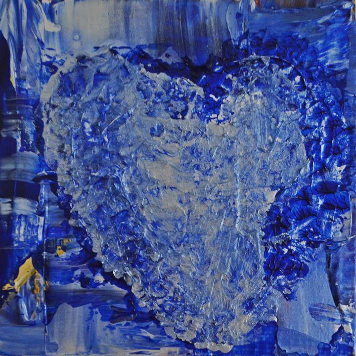 Blue Mood - Monica Jansen