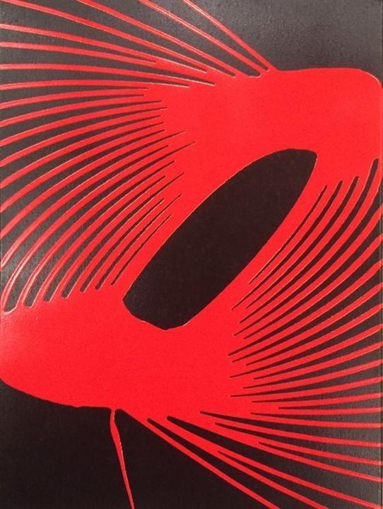 Vibration 18x24 - YnotPaints