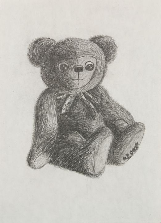 Teddy Bear Toy - JK Art Life
