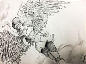 Angelic Heroine