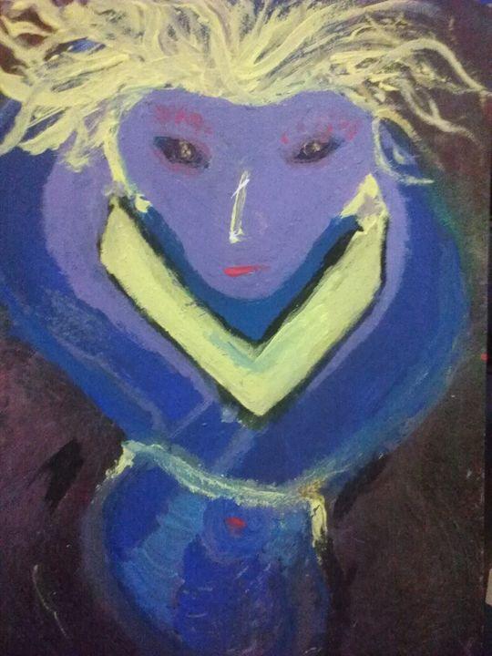 DV Alien - DEAD MAN WALKING FINE ART