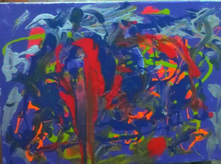 BLUEBIRD - DEAD MAN WALKING FINE ART