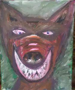 PEABODY THE DEVIL DOG