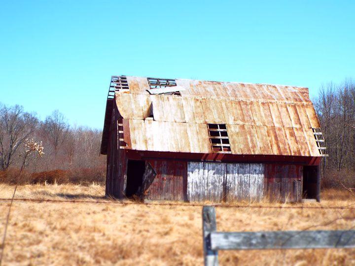 old barn - Angel Bishop