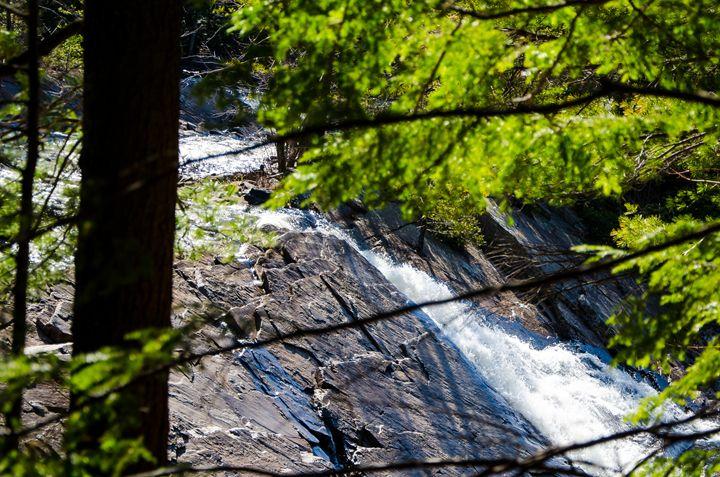 waterfall - Kristina Cundiff Photography