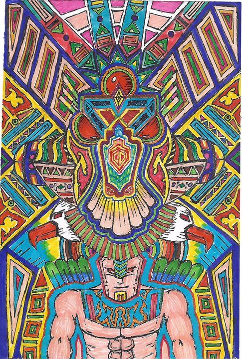 Inner Soul - Encript Art