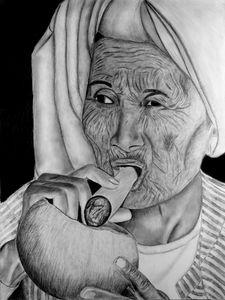 Smiky Granny