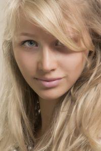 Blonde Female