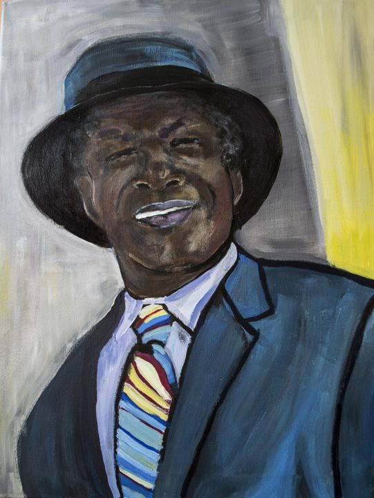 """""""Mayor for Life - Marion Barry"""" - LW Arts and Design"""