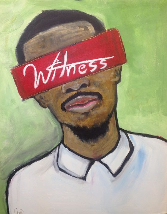 """""""The Witness"""" - LW Arts and Design"""