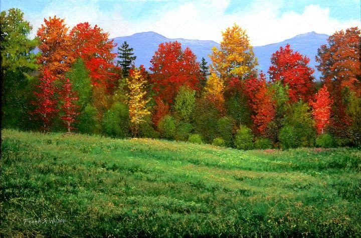 Autumn Rahpsody - Frank Wilson