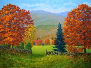 Glorious Days Of Autumn