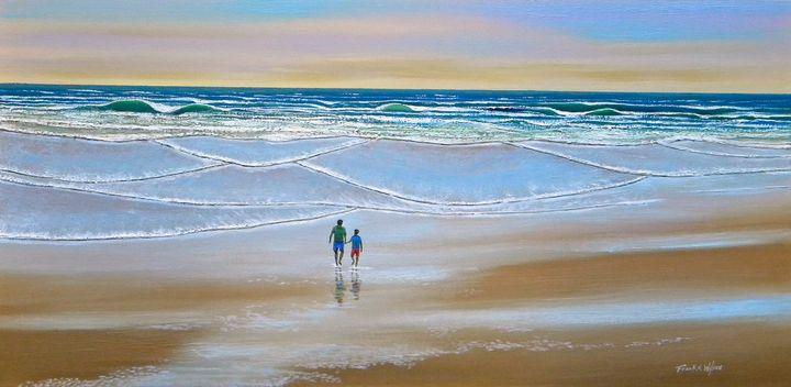Beach Walk - Frank Wilson