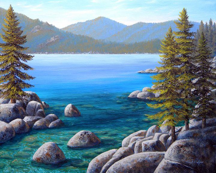 Lake Tahoe Inet - Frank Wilson