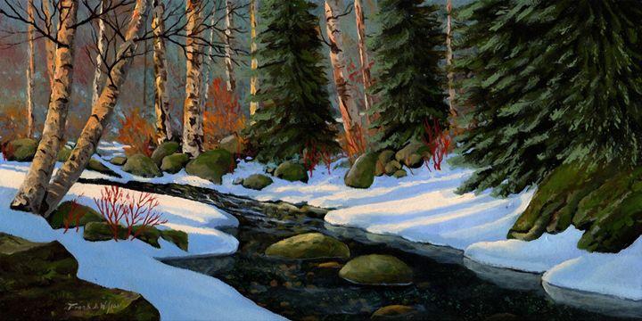 Winter Brook - Frank Wilson