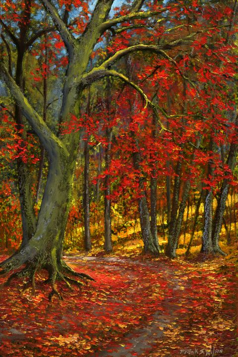 Fallen Leaves - Frank Wilson