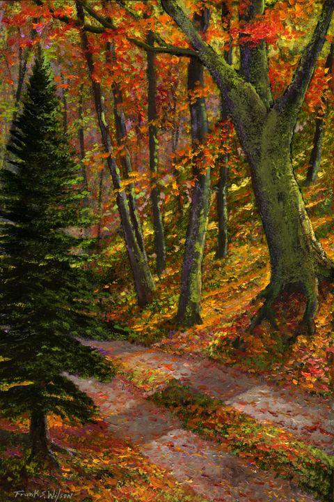 September Road - Frank Wilson