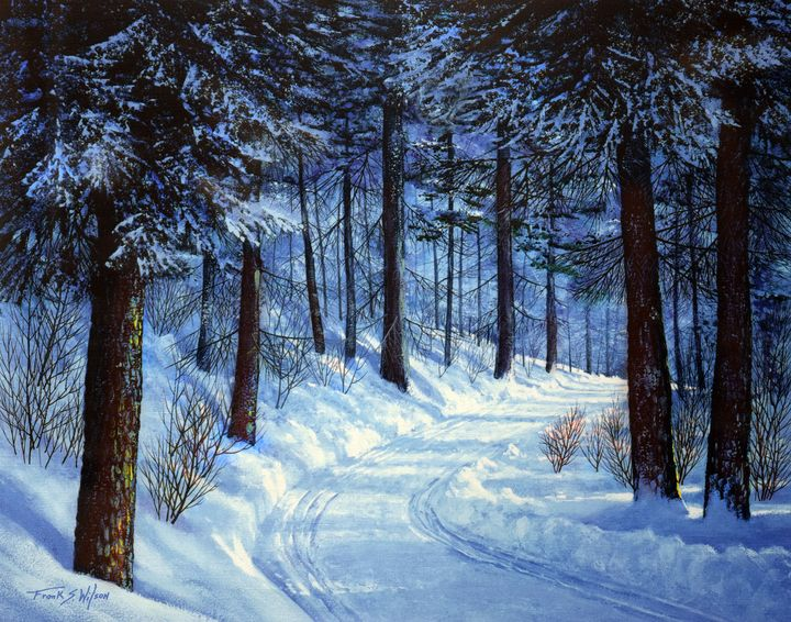 Forest Road - Frank Wilson