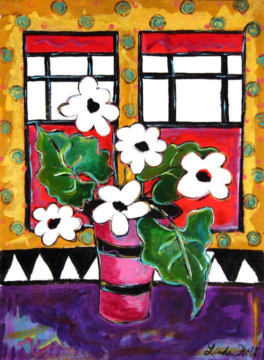 Spring Morning - Linda Holt