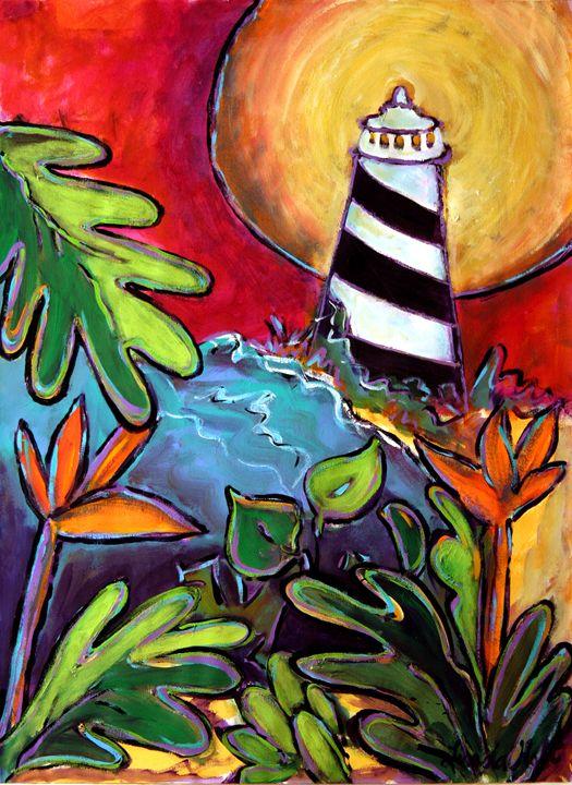 Lighthouse - Linda Holt