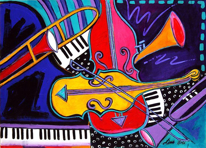 Symphony - Linda Holt