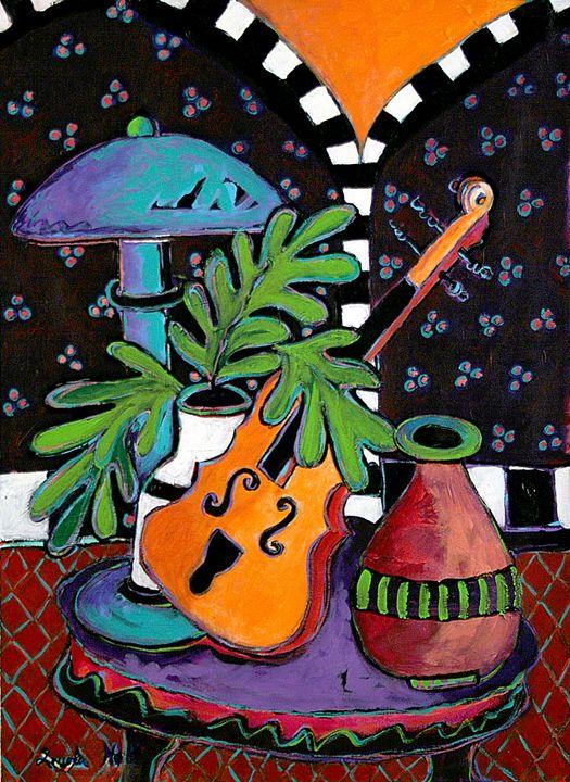 Hidden Talents - Linda Holt