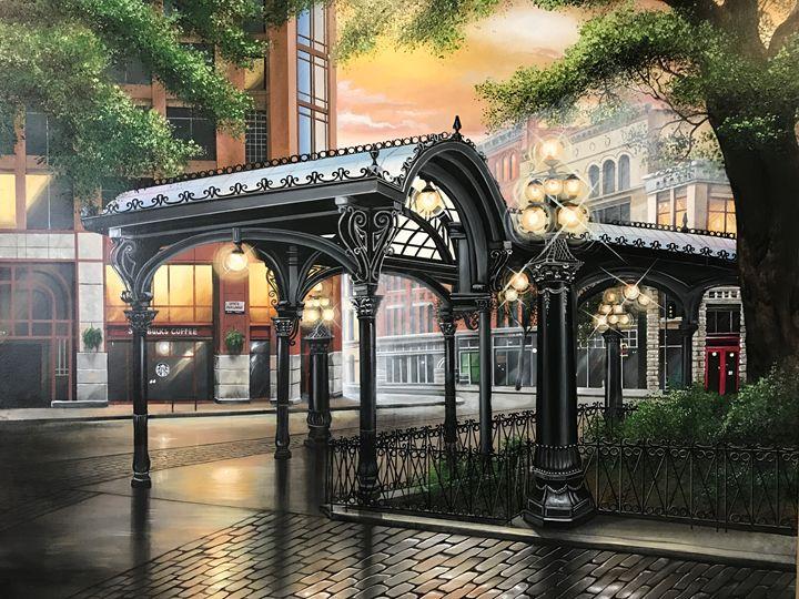 Pioneer Square Seattle - Ramona Balaz-Schmidt