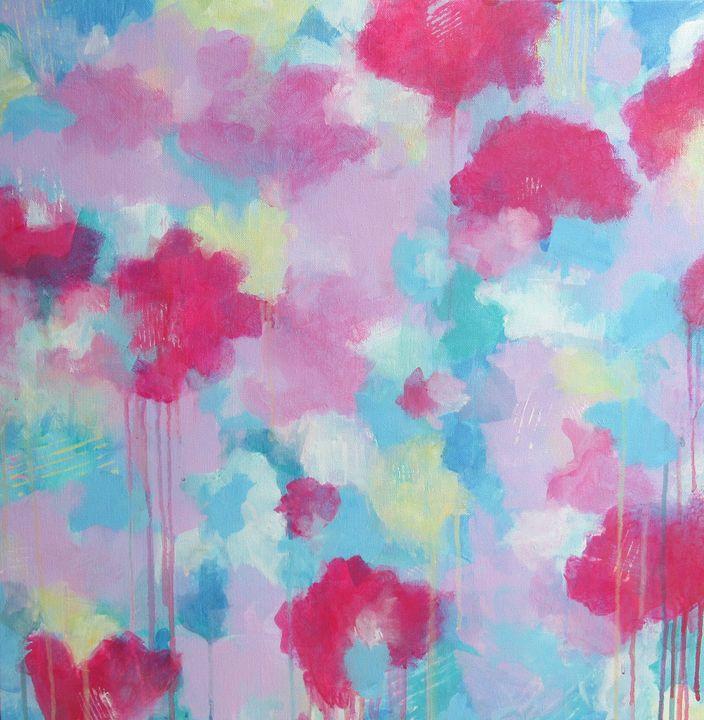 Floral Delight - Kate Marion Lapierre