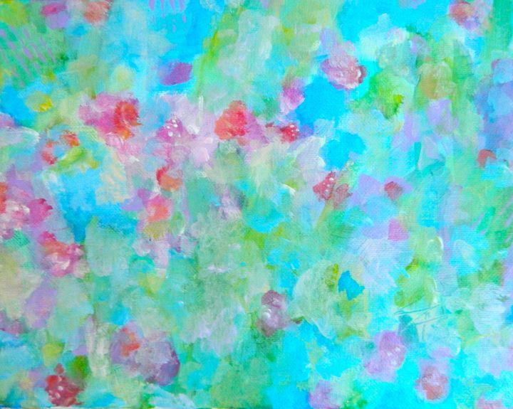 Flowers In Bloom - Kate Marion Lapierre