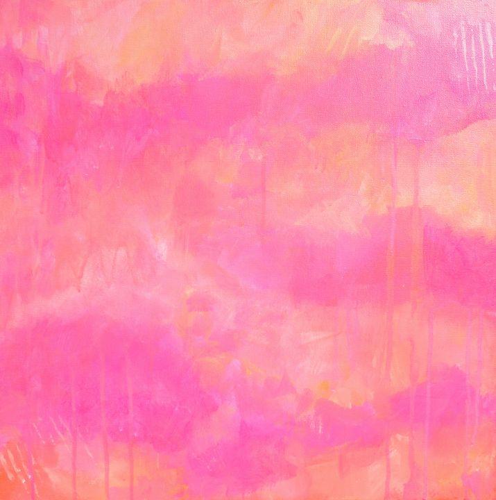 Pink Sunset - Kate Marion Lapierre