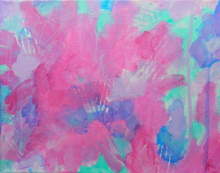 Splash of Spring - Kate Marion Lapierre
