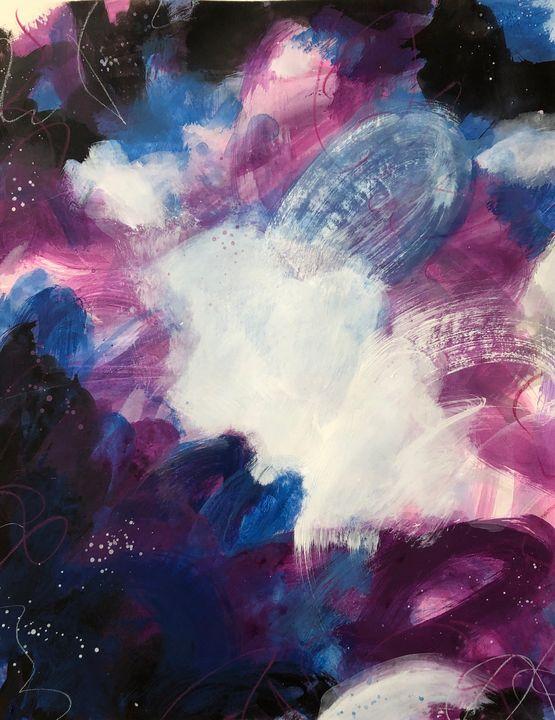 Dance the night away - Kate Marion Lapierre