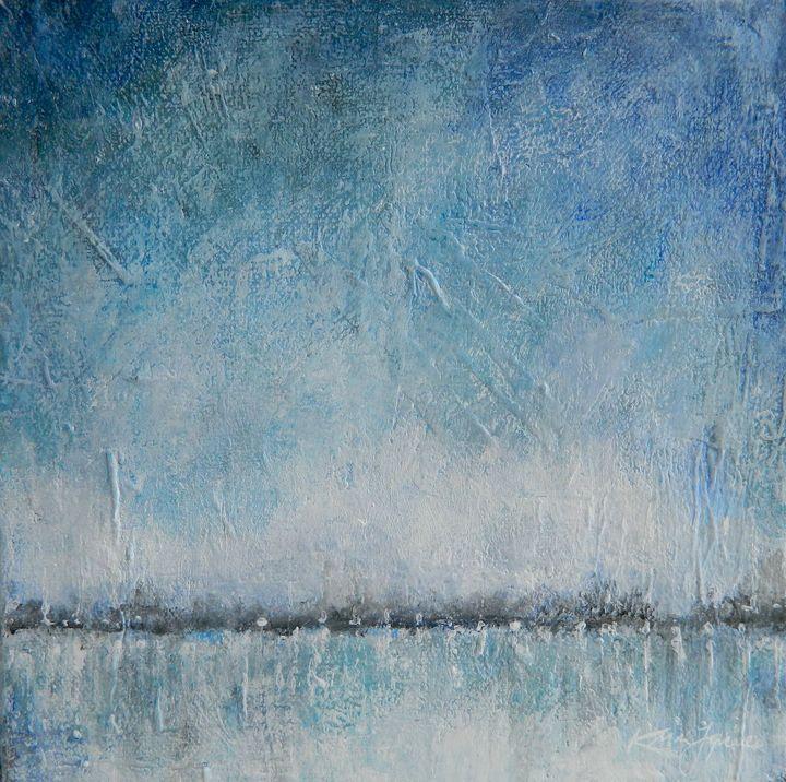 River Ice - Kate Marion Lapierre