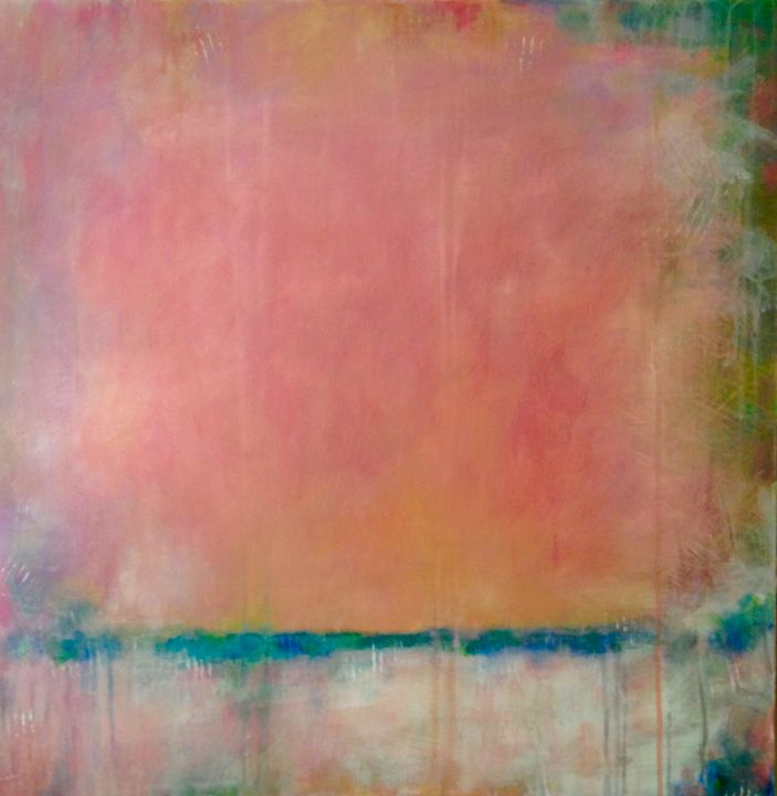 Winter Sky - Kate Marion Lapierre