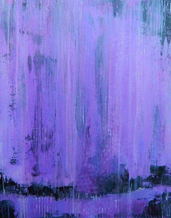 Purple Rain - Kate Marion Lapierre