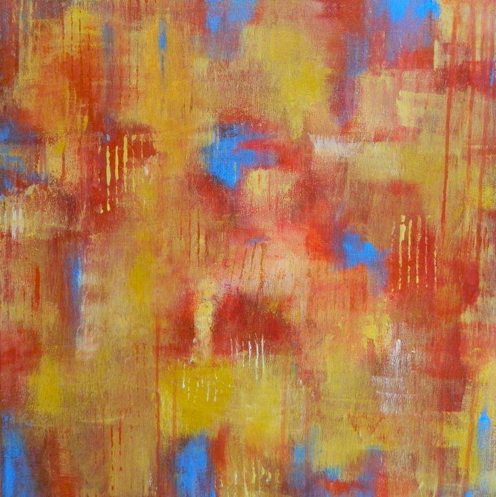 Autumn Antics - Kate Marion Lapierre