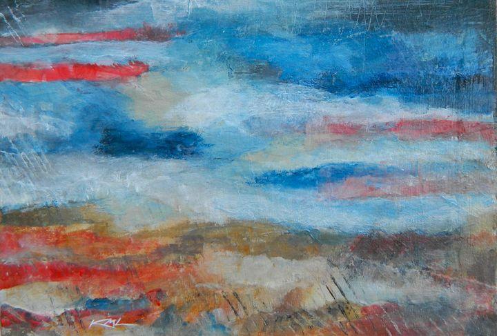 Fall Sky - Kate Marion Lapierre