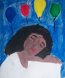 Sleeping Elizabeth