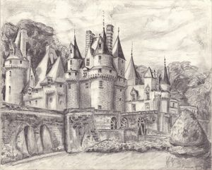 Some Castle Somewhere - Marcia Charity for Animals