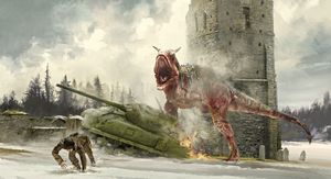 Dino Crisis: World War II