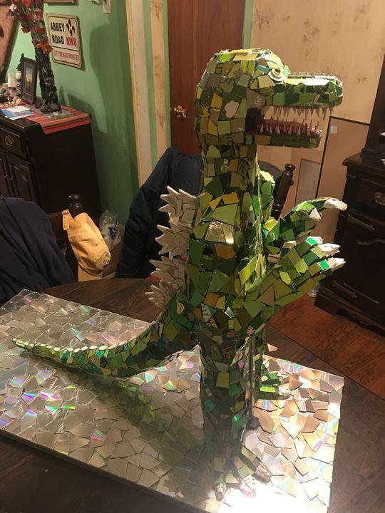 Godzilla - mikefordart.com