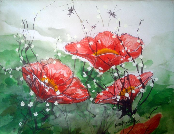 wild flowers-02213ipk - pranava