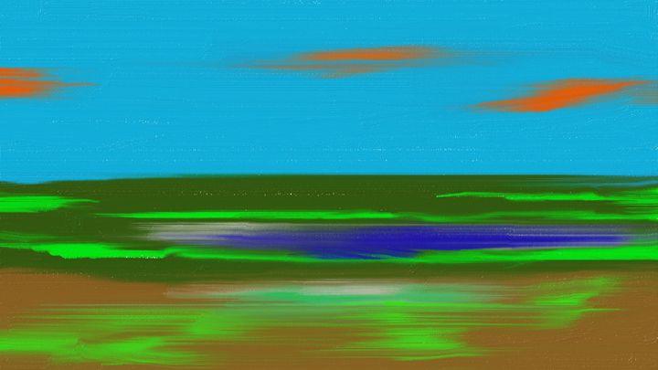 landscape No 653 - pranava