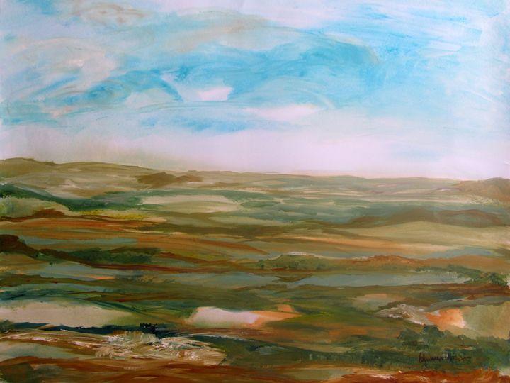 landscape-hampi series-12 - pranava