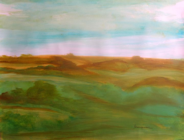 landscape hampi series021 - pranava