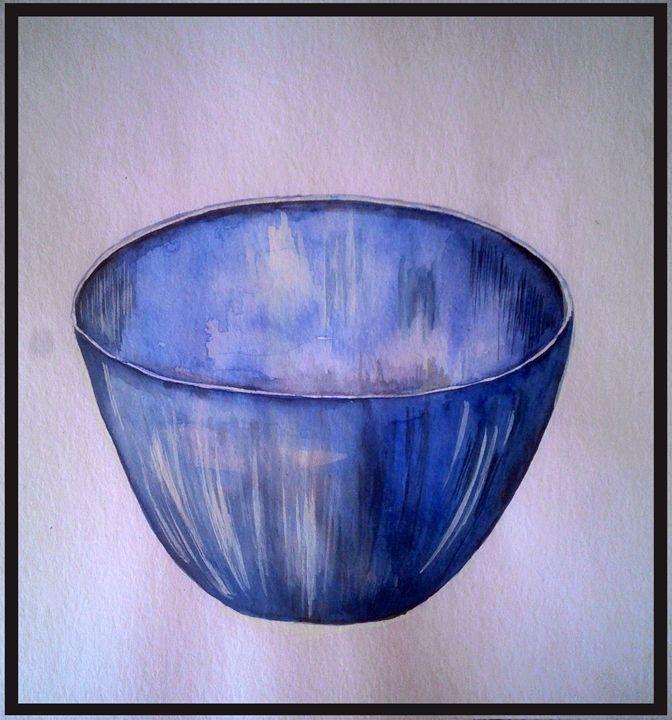 blue bowl-02 - pranava