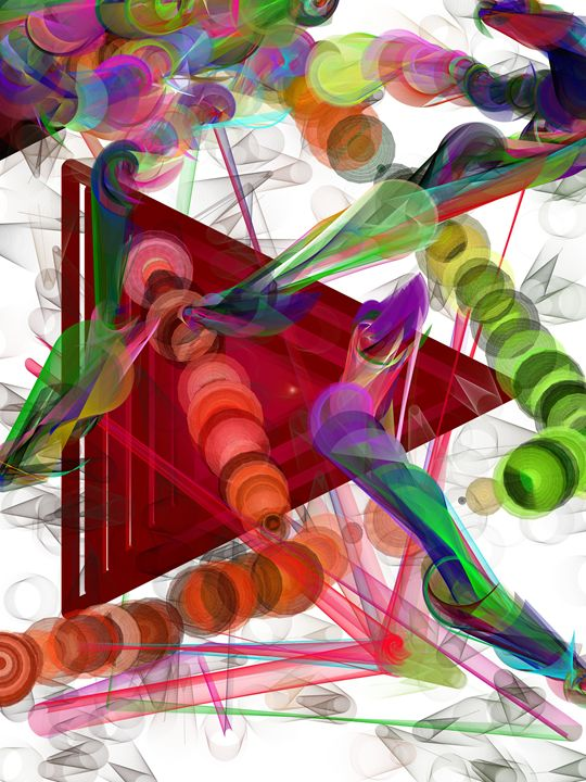 ABSTRACT ARTWORK - ABSTRACT ART