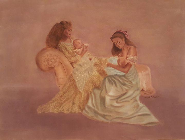 Motherhood - Olga Polasek