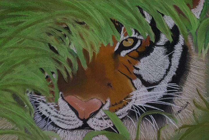 Tiger - Olga Polasek